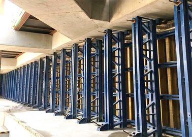 Easily Assembled Single Sided Wall Formwork For Concrete Pouring Construction