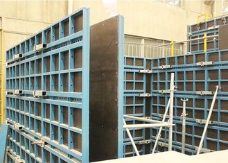 Light Weight Steel Frame Formwork B Form Customized Size With Plywood