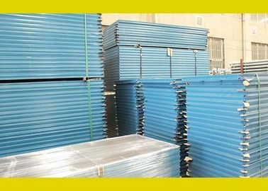 Concrete Wall Steel Frame Formwork Highly Efficient With Low Labour Cost