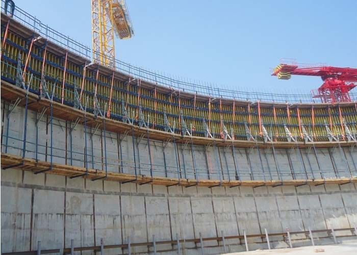 H20 Wall Form System , Core Wall Formwork For All Types Of Walls and Columns
