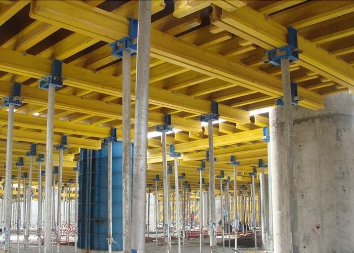 Flexible H20 Timber Beam Concrete Slab Formwork Systems High Safety Performance